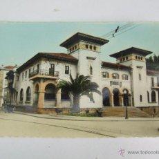 Postales: POSTAL - EL FERROL DEL CAUDILLO - CORREOS Y TELEGRAFOS - EDICIONES ARRIBAS 139 - COLOREADA. Lote 43642401