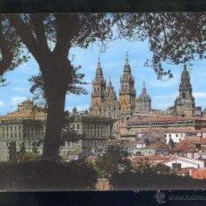 Postales: SANTIAGO DE COMPOSTELA *LA CATEDRAL...* ED. ARRIBAS Nº 2080. CIRCULADA SANTIAGO 1979.. Lote 43653127