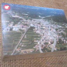 Postales: GALICIA 100 POSTALES IGUALES -EDI ALARDE Nº 972 PORRIÑO VISTA AEREA APROX 1970 - LIQUIDACION. Lote 43833514