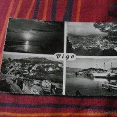 Postales: VIGO PRECIOSAS VISTAS AÑO 1957 MIRA MAS POSTALES EN MI TIENDA VISITALA. Lote 44068313