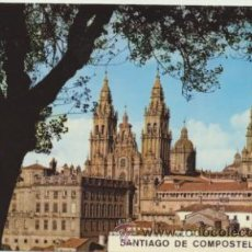 Postales: SANTIAGO DE COMPOSTELA. CATEDRAL. . Lote 44275999