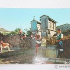 Postales: POSTAL FOLKLORE GALLEGO. Lote 44364040