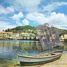 Postales: POSTAL - VIGO - PONTEVEDRA - PUENTE DE SAN PAYO RIA DE VIGO - NO CIRCULADA. Lote 44858496