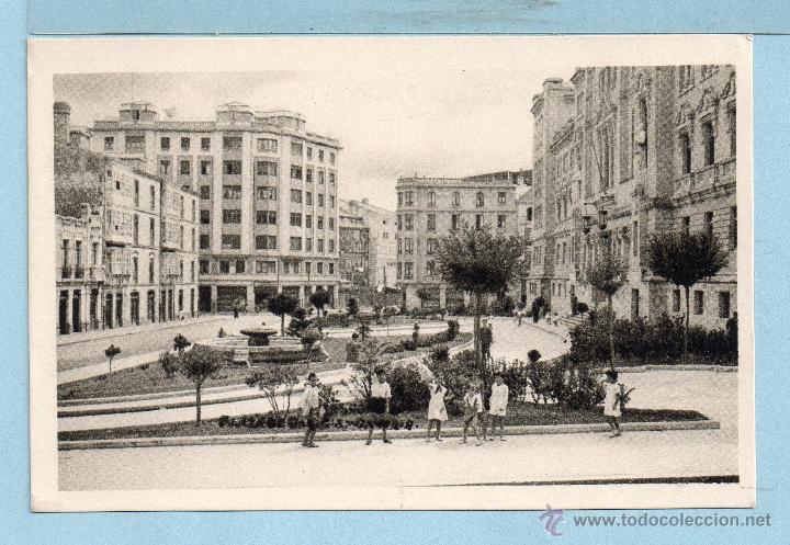 1066 BONITA POSTAL LA CORUÑA PLAZA DE GALICIA EDITADA FOTO CANCELO SIN CIRCULAR VER FOTO (Postales - España - Galicia Moderna (desde 1940))