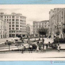 Cartes Postales: 1066 BONITA POSTAL LA CORUÑA PLAZA DE GALICIA EDITADA FOTO CANCELO SIN CIRCULAR VER FOTO. Lote 44918479