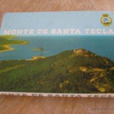 Postales: LIBRITO POSTALES POSTAL SANTA TECLA. Lote 45012165