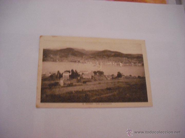 VIVERO 10. VISTA PANORAMICA 1933. CIRCULADA (Postales - España - Galicia Antigua (hasta 1939))