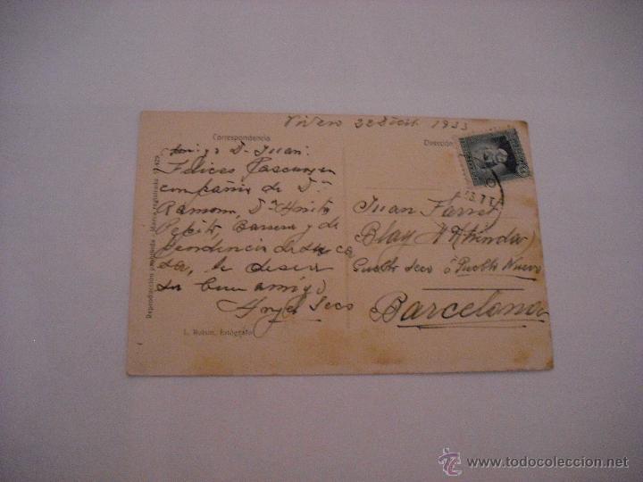 Postales: VIVERO 10. VISTA PANORAMICA 1933. CIRCULADA - Foto 2 - 45053737