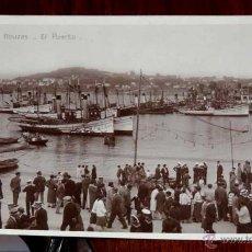 Postales: FOTO POSTAL DE BOUZAS, VIGO, EL PUERTO, N. 1507, ED. UNIQUE, NO CIRCUALADA.. Lote 45080882