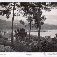Postales: POSTAL FOTOGRAFICA IMPECABLE - CANGAS - PONTEVEDRA - ROISIN 24 RIA DE VIGO. Lote 45136423