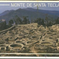 Postais: MONTE SANTA TECLA - POBLADO CELTA. Lote 45311186