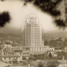 Postales: POSTAL FOTOGRAFICA ARRIBAS - VIGO - VISTA PARCIAL - PLAZA DE ESPAÑA - 184. Lote 45488089