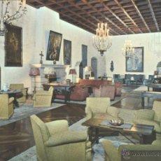 Postales: SANTIAGO DE COMPOSTELA - HOSTAL DE LOS REYES CATOLICOS. Lote 45525526