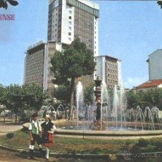 Postales: ORENSE - TORRE DE ORENSE. Lote 45525605
