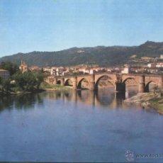 Postales: ORENSE - PUENTE ROMANO. Lote 45525613