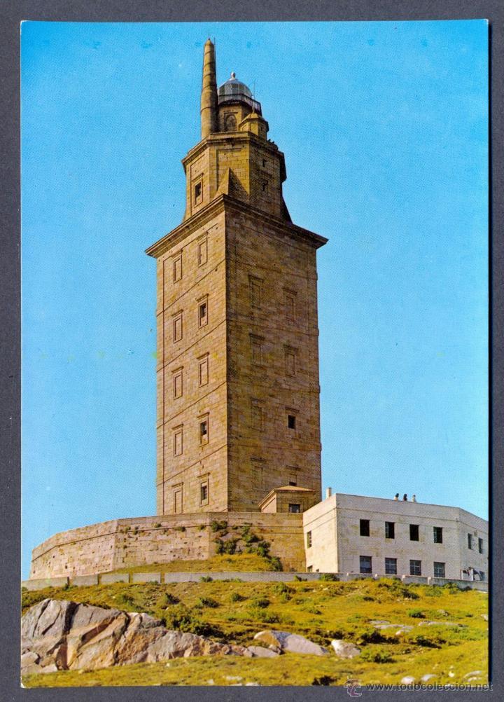 LA CORUÑA. TORRE DE HERCULES (Postales - España - Galicia Moderna (desde 1940))
