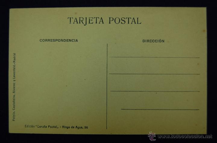 Postales: POSTAL DE LA CORUÑA. ALAMEDA. EDICIÓN CORUÑA POSTAL. AÑOS 15-20 - Foto 2 - 45784723