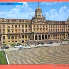 Postales: FERROL: PALACIO MUNICIPAL. Lote 45945271