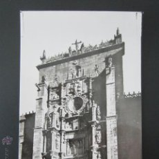 Postales: POSTAL PONTEVEDRA. FACHADA DE SANTA MARIA.. Lote 45948455