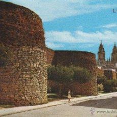 Postales: Nº 1550 POSTAL MURALLA ROMANA LUGO. Lote 45964156