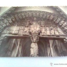 Postcards - Santiago de Compostela: Catedral. Pórtico de la Gloria. Arco central - 45989671