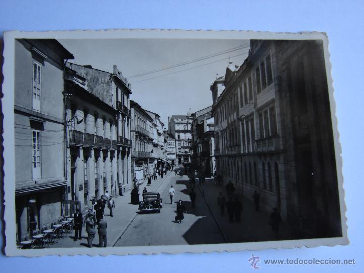 POSTAL ANTIGUA. LUGO. SIN CIRCULAR. CALLE DE LA REINA (Postales - España - Galicia Antigua (hasta 1939))