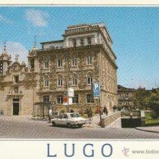 Postales: Nº 17225 POSTAL PLAZA DE EL FERROL LUGO. Lote 46222495