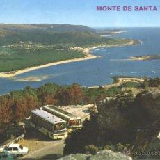 Postais: LA GUARDIA - MONTE SANTA TECLA. Lote 46287056