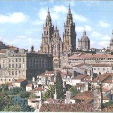 Postales: SANTIAGO DE COMPOSTELA - CATEDRAL. Lote 46287245
