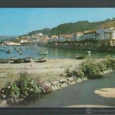 Postales: POSTAL DE PONTEVEDRA - BAYONA VISTA PARCIAL - SIN CIRCULAR FOTO ARRIBAS . Lote 46345742