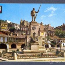 Postales: VIGO. EL BERBÉS, MONUMENTO AL PESCADOR. Lote 46498338