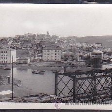 Cartoline: POSTAL BETANZOS VISTA GENERAL Y UNION DE LOS RIOS MANDEO Y MENDO FOTO GABIN. Lote 46765489