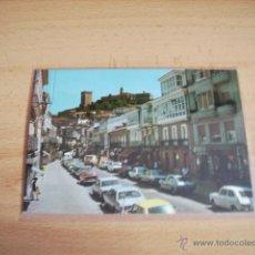 Postales: MONFORTE DE LEMOS ( LUGO ) CALLE DEL CARDENAL. Lote 47286817