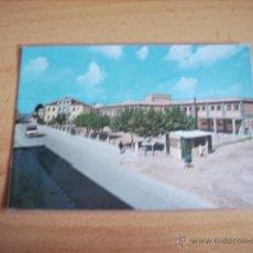 Postales: VILLANUEVA DE AROSA ( PONTEVEDRA ) AVDA. DE GONZALEZ BESADA. Lote 47289633
