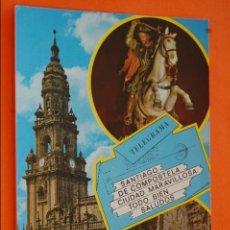 Postcards - POSTAL - CORUÑA - SANTIAGO DE COMPOSTELA - GARCIA GARRABELLA - NO CIRCULADA - 47456311