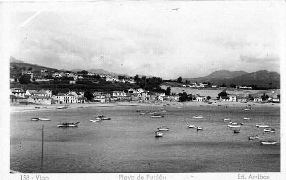 LOTE 11 POSTALES ANTIGUAS DE GALICIA: VIGO, PONTEVEDRA, BETANZOS, MONDOÑEDO, VERIN (Postales - España - Galicia Moderna (desde 1940))