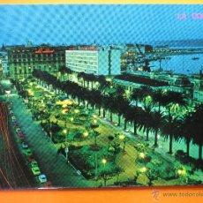 Postales: POSTAL - LA CORUÑA - AVENIDA LOS CANTONES - ED. PARIS - CIRCULADA 1971. Lote 47577853