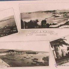 Postales: CANGAS DE MORRAZO - PONTEVEDRA - GALICIA - EXCEPCIONAL POSTAL CON VARIAS VISTAS. Lote 47619094