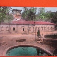 Postales: POSTAL - ORENSE - CARBALLINO BALNEARIO - ED. PARIS - CIRCULADA. Lote 47748650