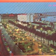 Postales: POSTAL - CORUÑA - CUATRO AVENIDA LOS CANTONES - ED. PARIS - NO CIRCULADA . Lote 47748781
