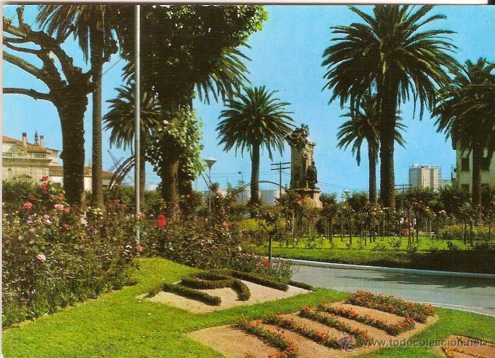 La coru a galicia jardines de m ndez n ez y comprar for Jardines galicia