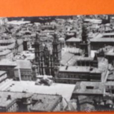 Postales: POSTAL - A CORUÑA - SANTIAGO COMPOSTELA AEREA - AEROPOST - CIRCULADA EN 1965. Lote 48493378