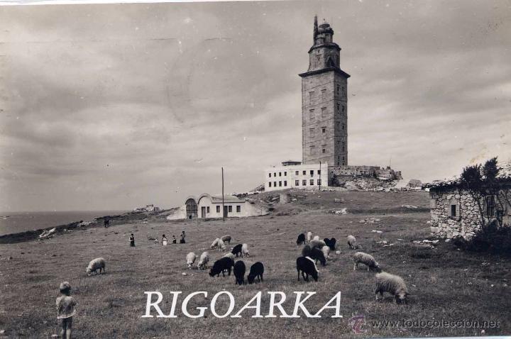 LA CORUÑA.- TORRE DE HÉRCULES (Postales - España - Galicia Moderna (desde 1940))