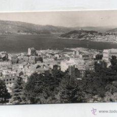Postales: LA GUÍA .- VISTA PARCIAL. FRANQUEADO Y FECHADO EN 1964. PUBLICIDAD LABORATORIOS EUROPA.. Lote 48690114