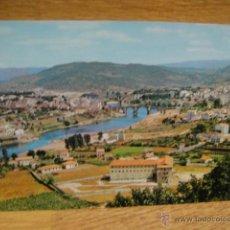 Postales: ORENSE - VISTA PARCIAL. Lote 48821350