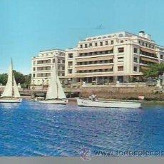 Postales: Nº 4 LA TOJA, ISLA DE ENSUEÑO, GRAN HOTEL, EDICIONES ALARDE OVIEDO. Lote 48850745