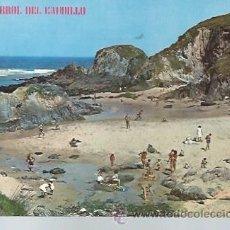 Postales: 317 EL FERROL DEL CAUDILLO, PLAYA DE VALDOVIÑO, EDS, PARIS ZARAGOZA. Lote 48880450