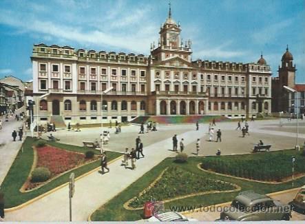 2004 EL FERROL DEL CAUDILLO, PALACIO MUNICIPAL, EDS, ARRIBAS (Postales - España - Galicia Moderna (desde 1940))