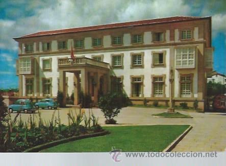 2004 EL FERROL DEL CAUDILLO, PARADOR DE TURISMO, EDS. ARRIBAS (Postales - España - Galicia Moderna (desde 1940))