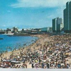 Postales: 2073 LA CORUÑA PLAYA DE RIAZOR, EDS. ARRIBAS. Lote 48885026